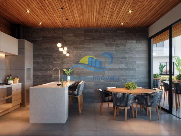 334 - Blue Waves Residences - 3 suítes - Área Gourmet