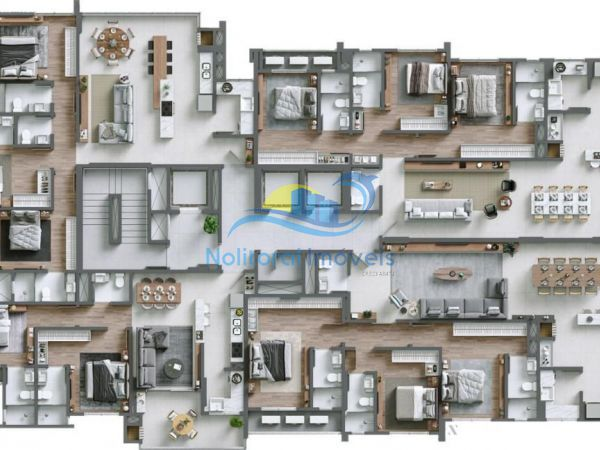 317 - Boulevard Residence - 3 suítes - Centro de Bal. Piçarras - WhatsApp Image 2020 11 25 at 102940