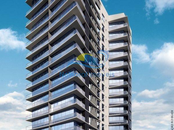 334 - Blue Waves Residences - 3 suítes - Fachada Frontal