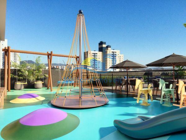 334 - Blue Waves Residences - 3 suítes - Playground