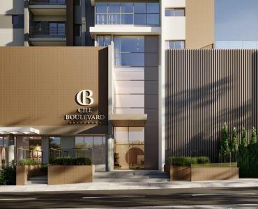317 - Boulevard Residence - 3 suítes - Centro de Bal. Piçarras